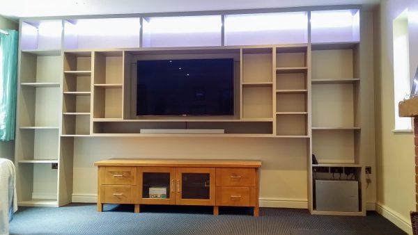 Display Storage by FSWC